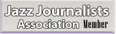 Logo - Jazz Journalists Association Member