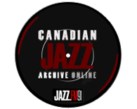 Canadian Jazz Archive Online