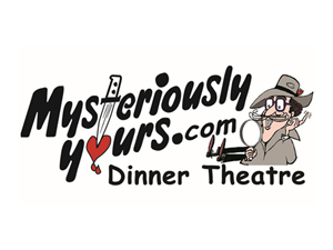 Logo: Mysteriously Yours