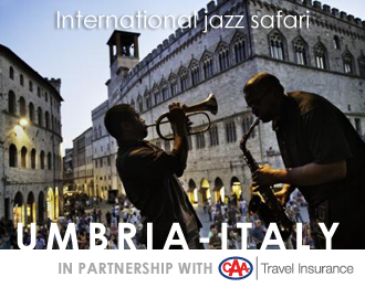 International Jazz Safari Umbria Italy