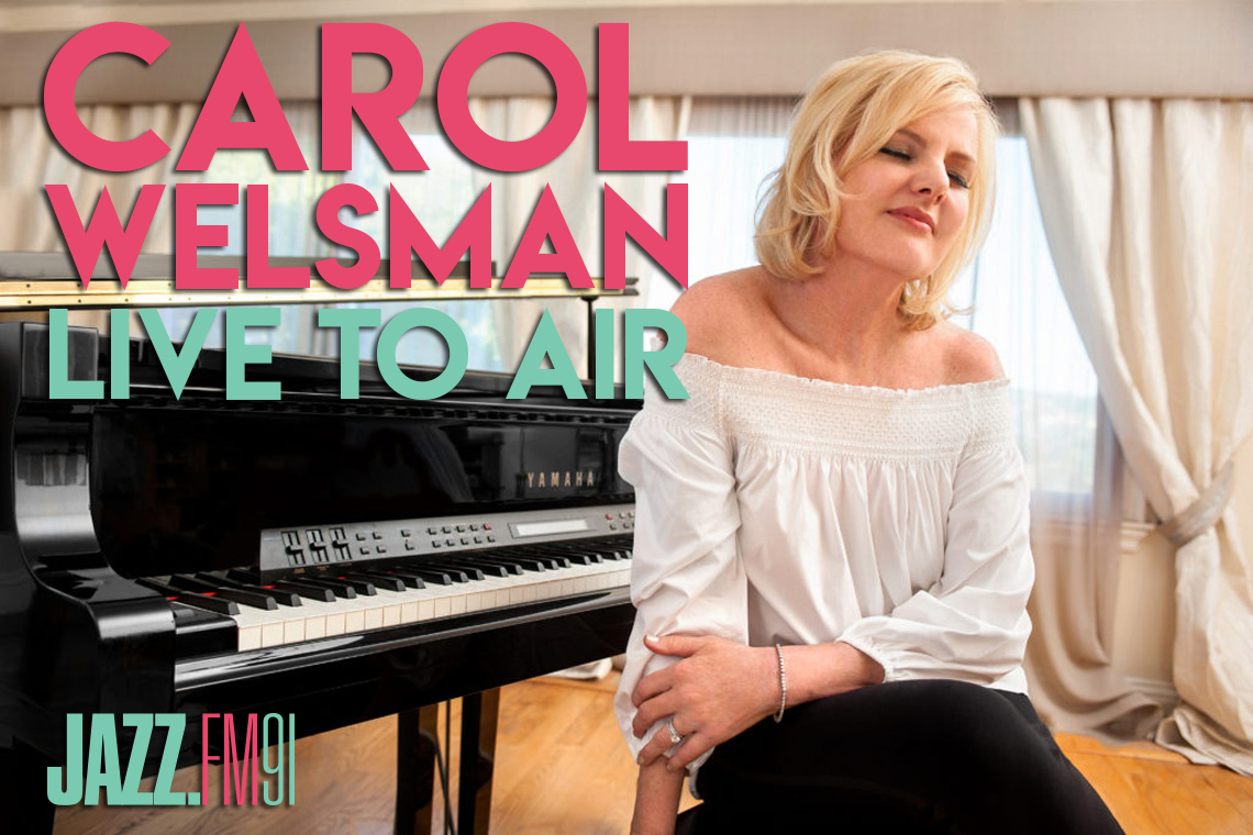Carol Welsman Live to Air