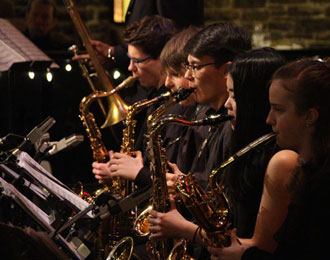 JAZZ.FM91 Youth Big Band with Ron Westray